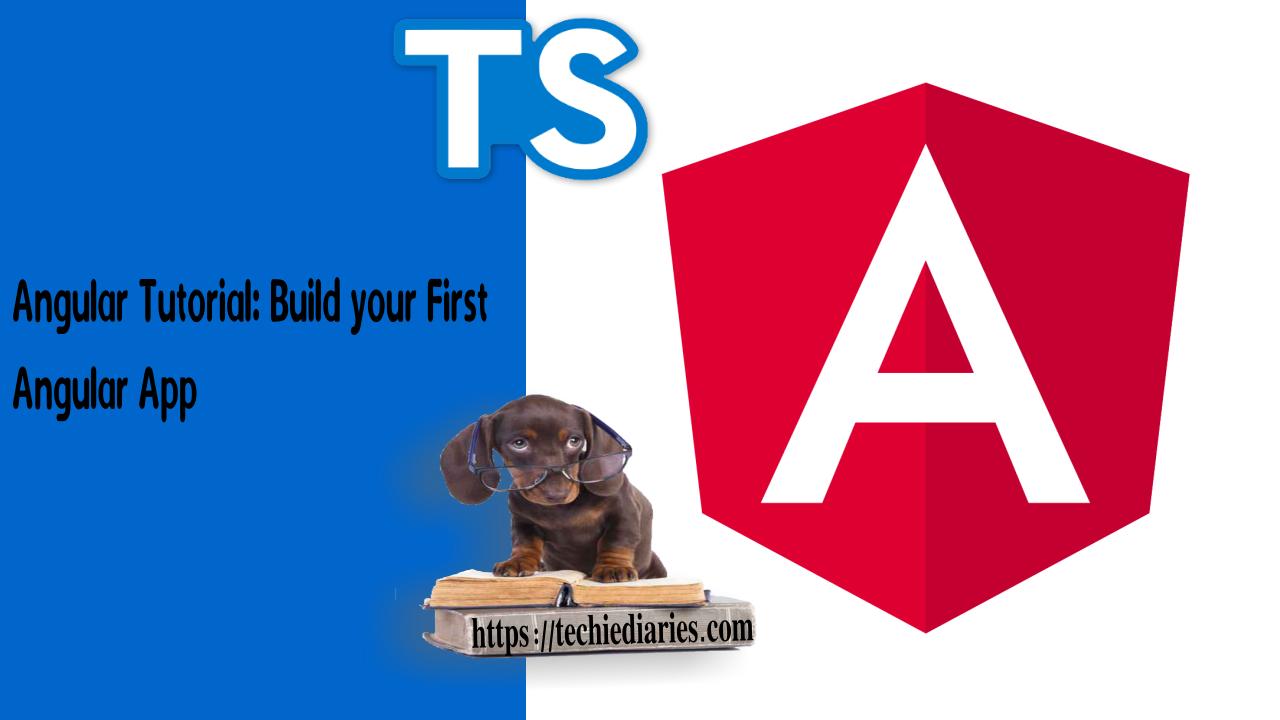 Angular First App
