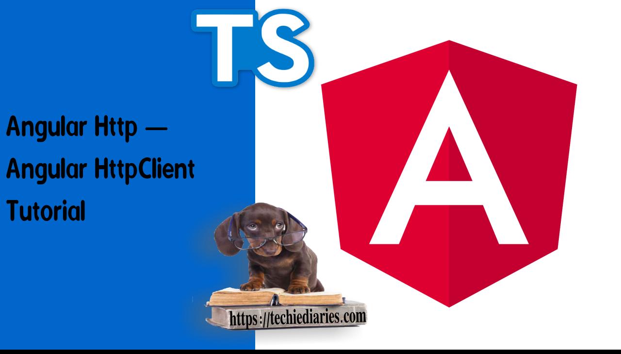 Angular HttpClient