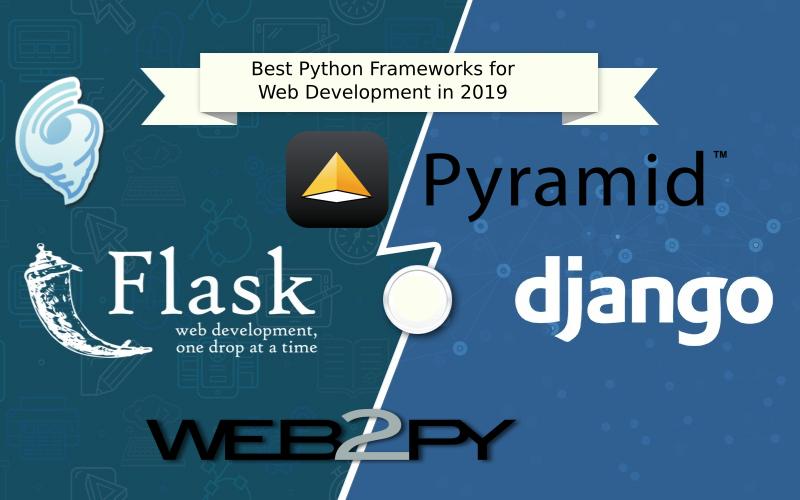 Top Python Web Frameworks in 2019